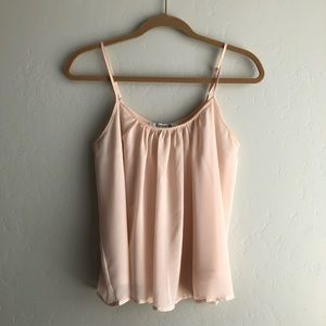 Forever 21 pink tang top